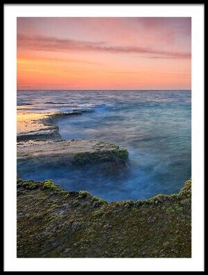 Art print titled Pastel Colors by the artist Amnon Eichelberg
