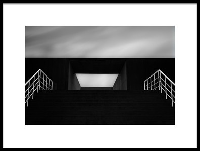 Art print titled Path to Forgiveness by the artist João Castro