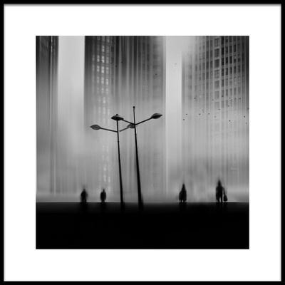 Art print titled Peces De Ciudad by the artist FRANCISCO SANCHEZ FOTOGRAFIAS