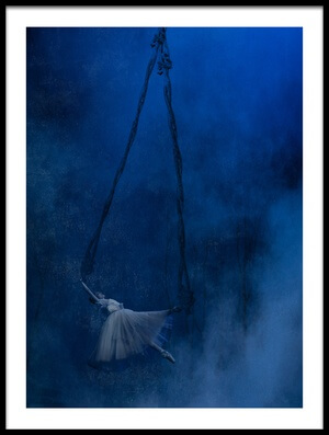 Buy this art print titled Pendulum by the artist Peet van den Berg