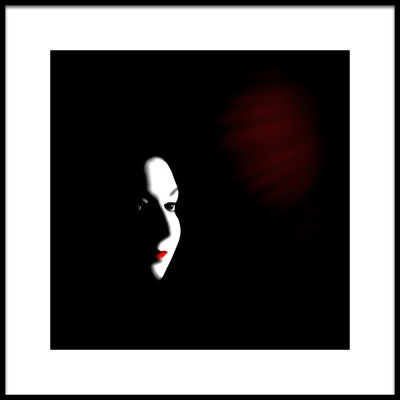Buy this art print titled Pensamientos De Flamenco by the artist Natalie Gabriel