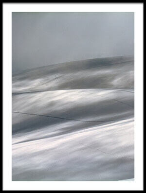 Buy this art print titled Perennial Glacier by the artist Edoardo Gobattoni