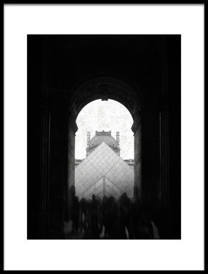 Buy this art print titled Pilgrimage by the artist Mozart Chan