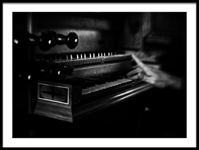 Art print titled Play the Last Waltz by the artist Jacob Tuinenga