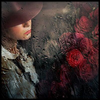 Art print titled Poetry by the artist Adela  Lia Rusu