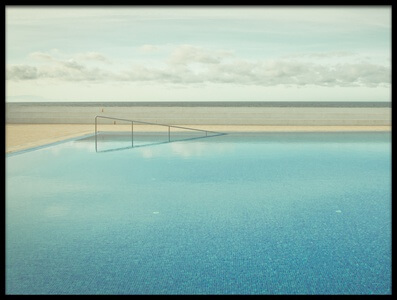 Buy this art print titled Pool by the artist Robert Steinkopff