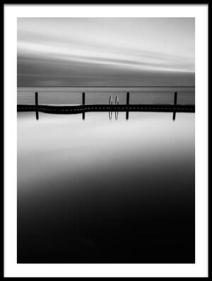 Buy this art print titled Pool by the artist Martin Rak