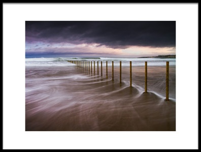 Buy this art print titled Portstewart Strand by the artist Paul Killeen