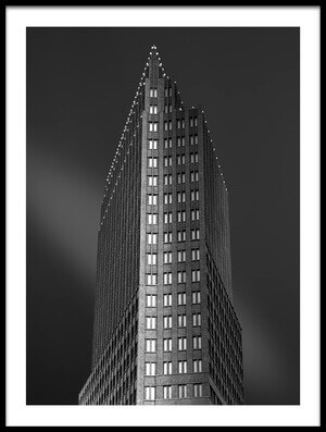 Art print titled Potsdamer Platz 11 by the artist Dragos Ioneanu