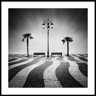 Buy this art print titled Promenade by the artist Daniel Řeřicha