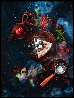 Buy this art print titled Pumpkin Pie by the artist Dina Belenko