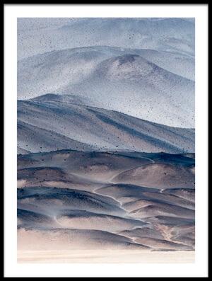 Art print titled Puna Atacama 4 by the artist miquel angel artús illana