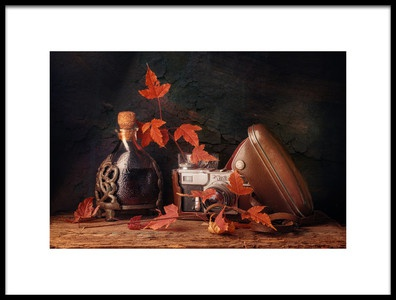 Buy this art print titled Purple Etude by the artist Stanislav Aristov