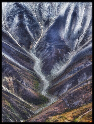 Buy this art print titled Purple Valley by the artist Atul Chopra