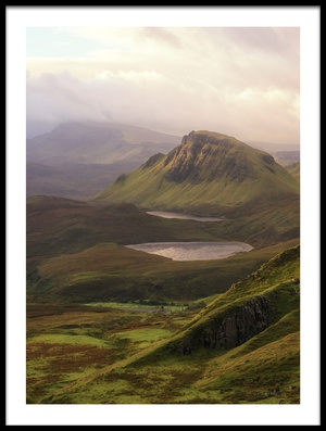 Art print titled Quiraing by the artist Margarita Chernilova