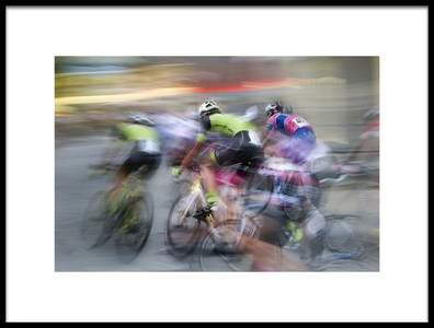 Art print titled Race by the artist milan malovrh