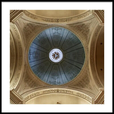 Buy this art print titled Radiating Star by the artist Jef Van den Houte