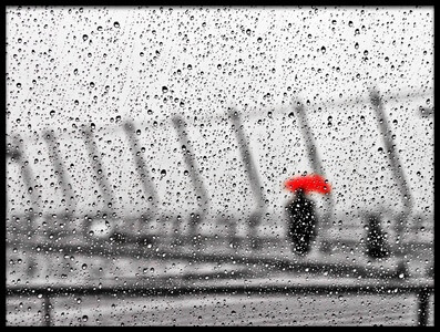 Buy this art print titled Rainy Day by the artist Keisuke Ikeda @ blackcoffee