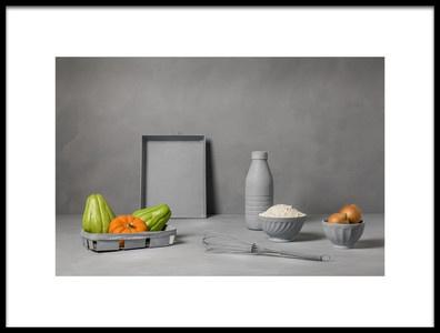 Art print titled Recipe N2 by the artist Christophe Verot