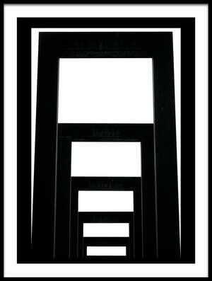 Buy this art print titled Rectangles by the artist Giovanni Battista De Marchis