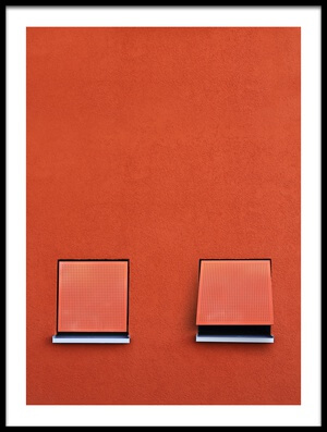 Buy this art print titled Red by the artist Jutta Kerber