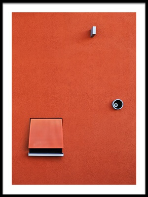 Buy this art print titled Red II by the artist Jutta Kerber