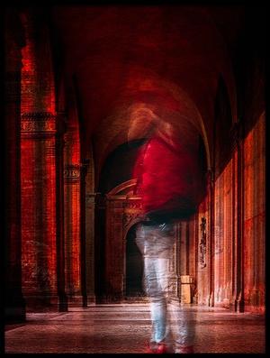 Buy this art print titled Redfluid by the artist Carmine Chiriacò