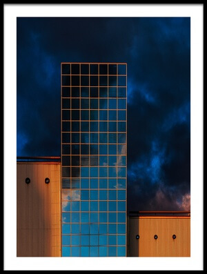 Buy this art print titled Reflection by the artist Rolf Endermann