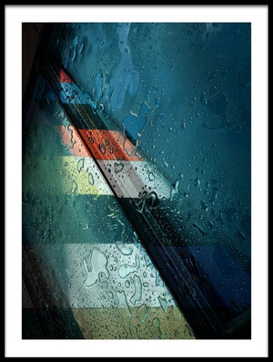 Buy this art print titled Reflections by the artist Henk van Maastricht
