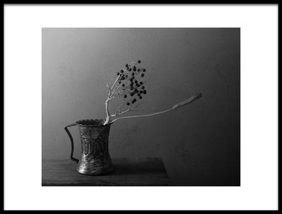 Art print titled Remnants by the artist Margaret Halaby