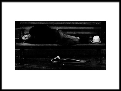 Art print titled Resting by the artist Silvia Pugliesi