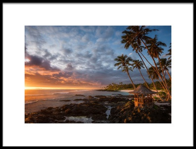 Buy this art print titled Return to Paradise by the artist Richard Vandewalle