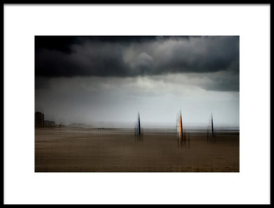Buy this art print titled Riders On the Storm by the artist Bruno Flour