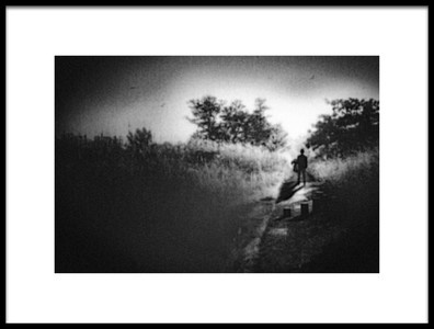 Art print titled Road by the artist Teruhiko Tsuchida