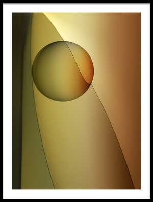 Buy this art print titled Rolled by the artist Jutta Kerber