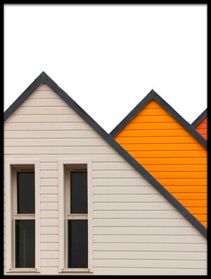 Buy this art print titled Roof II by the artist Massimo Della Latta