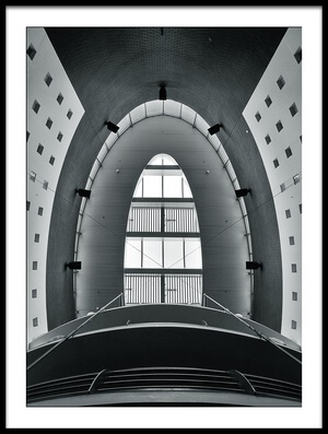 Buy this art print titled Rooflight by the artist Henk van Maastricht