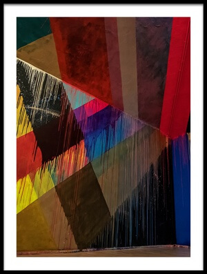 Buy this art print titled Room of Color by the artist Lus Joosten