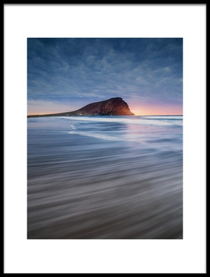 Art print titled Rule of Thirds by the artist Carlos M. Almagro