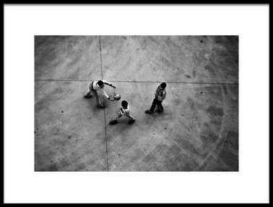 Buy this art print titled Rule of Thirds by the artist Aryan Hewrami