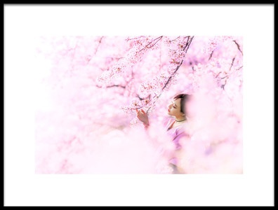 Buy this art print titled Sakura by the artist Masatoshi Washimi