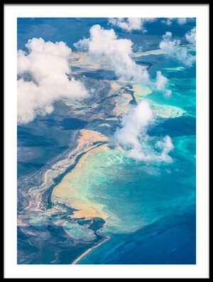 Buy this art print titled Sand Beach Meets Ocean by the artist David D