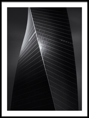Art print titled Scimitar 4 by the artist Ahmed Thabet