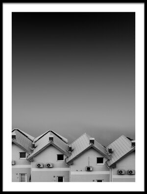 Buy this art print titled Sea Hut by the artist alexey sorochan
