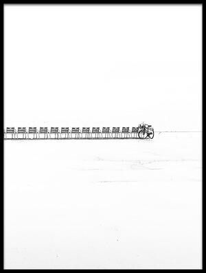 Buy this art print titled Sea Side by the artist GARCIA dominik