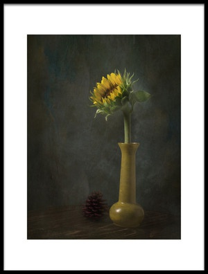 Buy this art print titled Searching the Light by the artist EDUARDO LLERANDI
