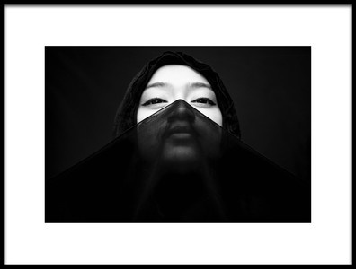 Buy this art print titled Secrets by the artist Ridho Haddar