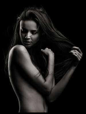 Art print titled Sensual Beauty by the artist Martin Krystynek QEP