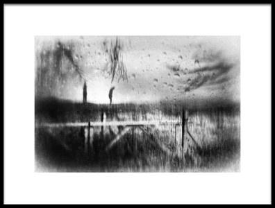 Art print titled Separation by the artist Gustav Davidsson