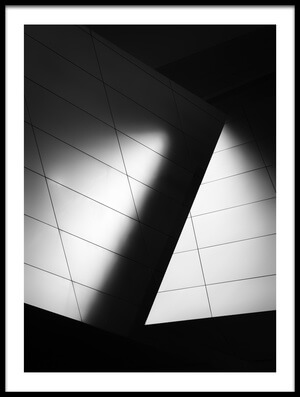 Art print titled Shadow Play by the artist Peter Pfeiffer